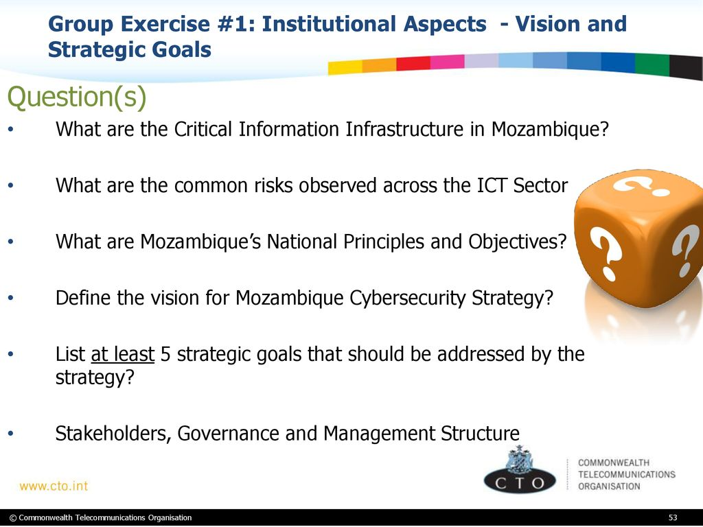 Developing Mozambique National Cybersecurity Strategy - ppt