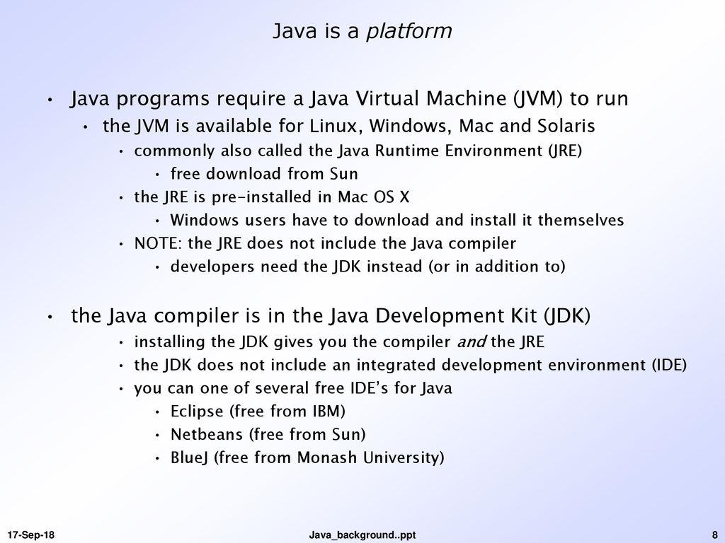 Jvm Download