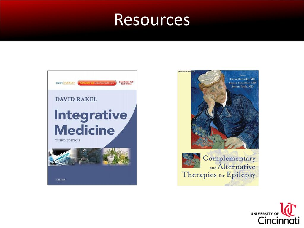 42 Resources No Weil Integrative Medicine Library books exist for neurology  at this point