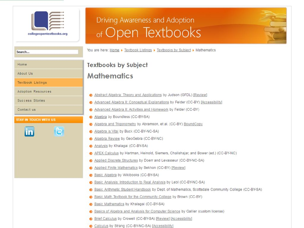 Open Educational Resources Tom Keays, Falcone Library - ppt download
