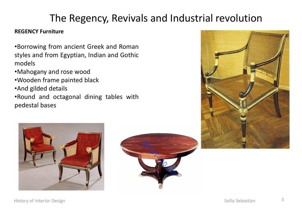 The Regency Revivals And Industrial Revolution Ppt Download