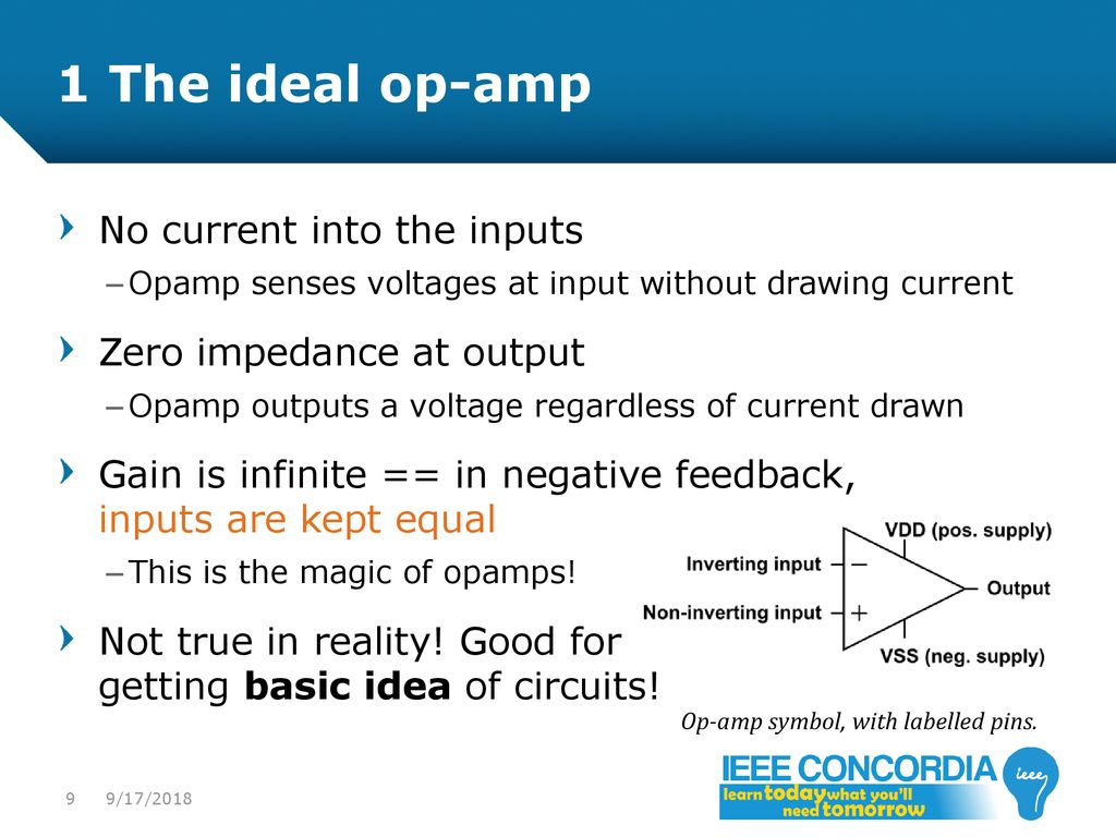 Intro To Analog Audio Electronics Ppt Download Voltage Controlled Variable Gain Amplifier 1 9
