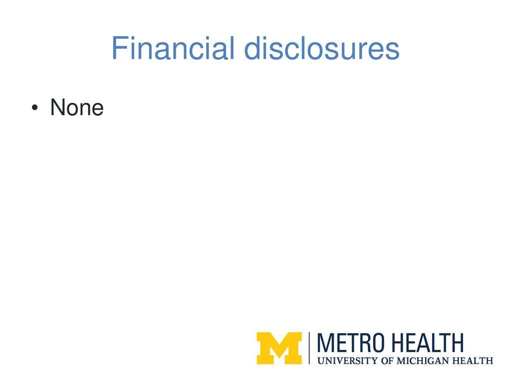 Metro Health – University of Michigan Health - ppt download