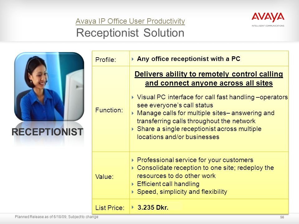 Avaya support products avaya one-x® attendant.