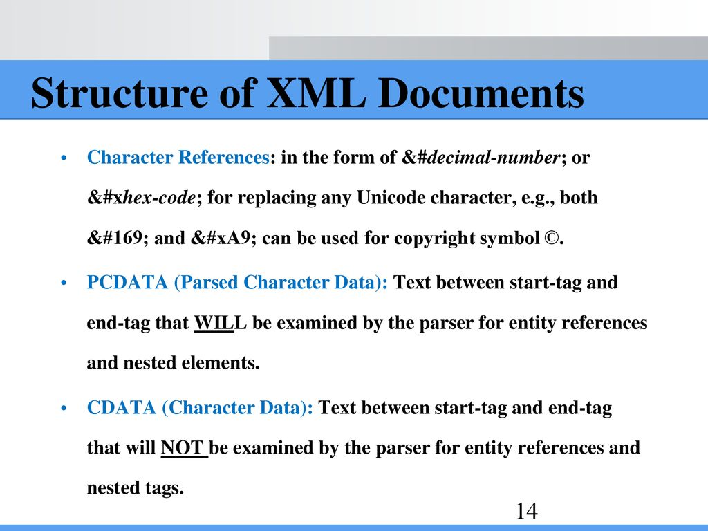 Chapter 5 Extensible Markup Language Xml Ppt Download