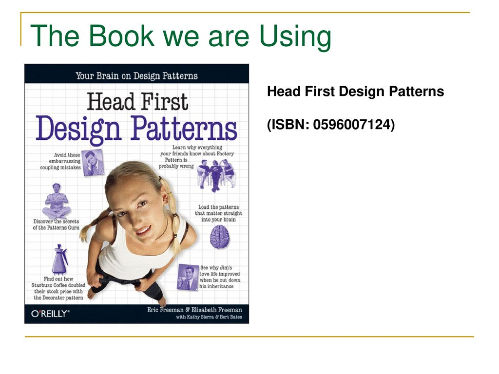 Head First Design Patterns Cool Decorating