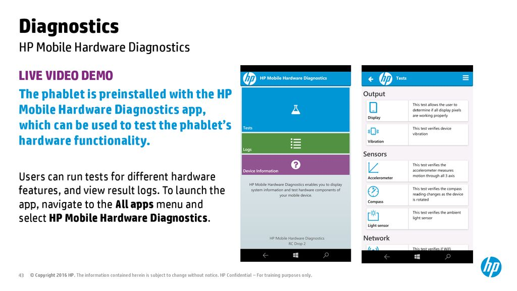 HP Elite x3: Awareness and Q&A – Day 2 - ppt download