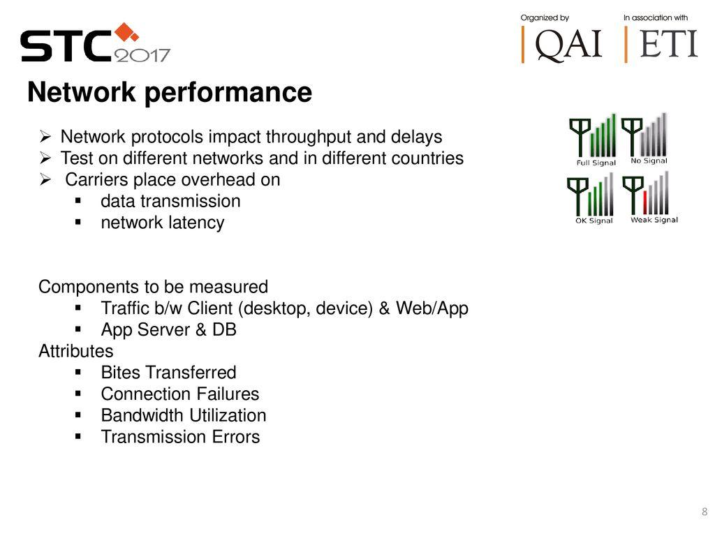 Digital Performance Testing - ppt download
