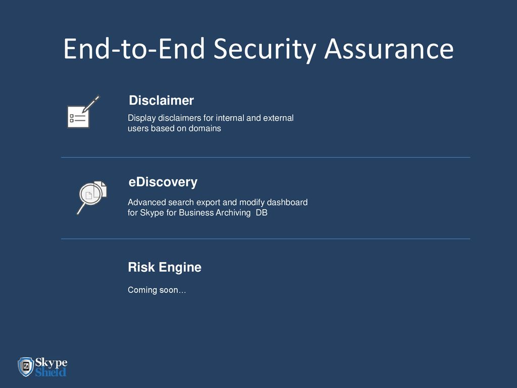 Secure Skype for Business - ppt download