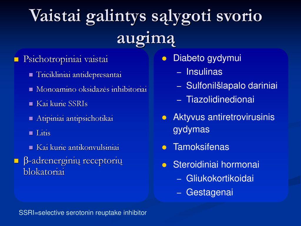 tamoksifenas ir hipertenzija