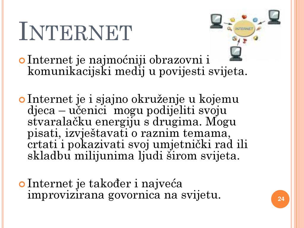 Pisanje sjajne internetske poruke za upoznavanje