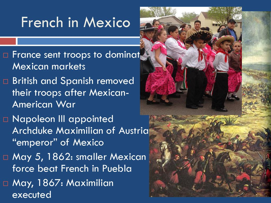 Idea very napoleon iii domination of mexico