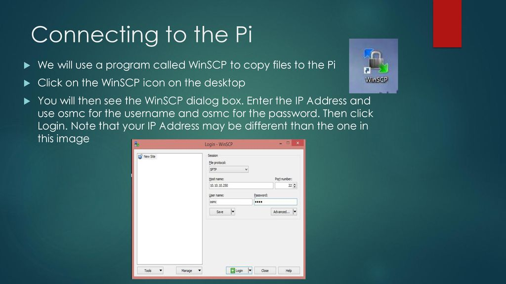 Creating a Media Server with a Raspberry Pi - ppt download
