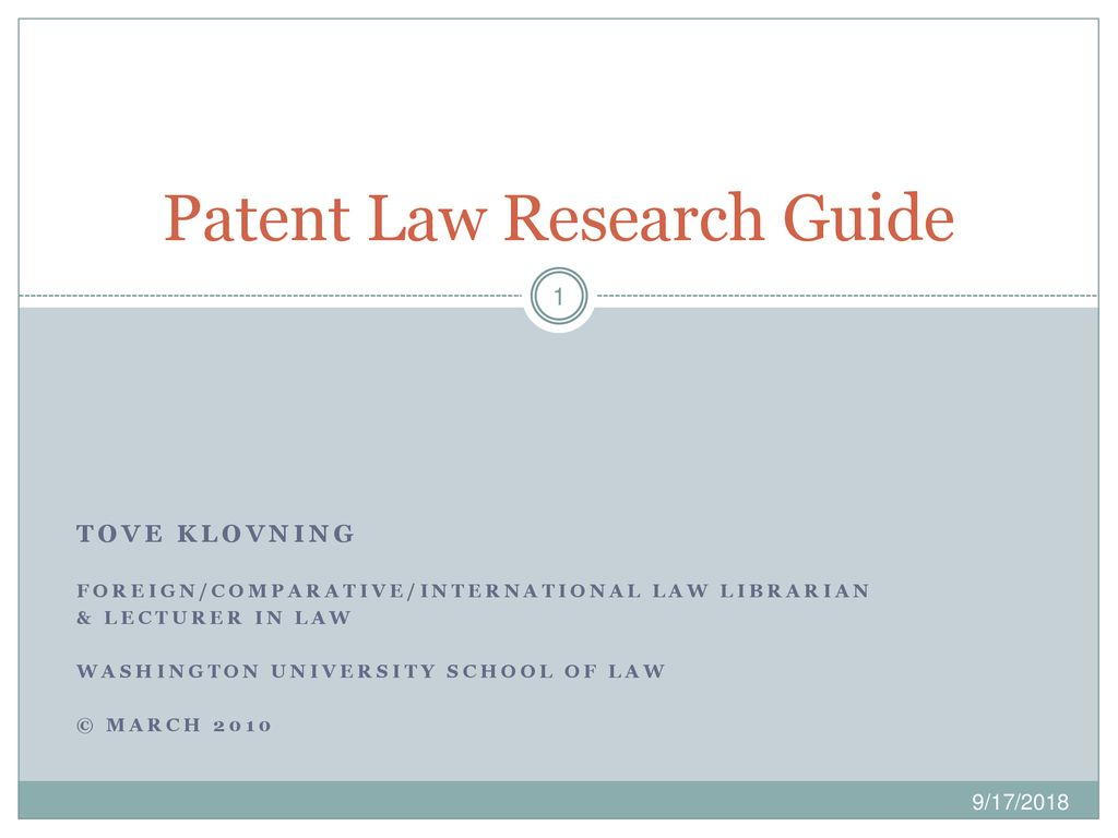 Patent Law Research Guide Ppt Download Lawschoolwestlawcom The Most Comprehensive Web Site For School