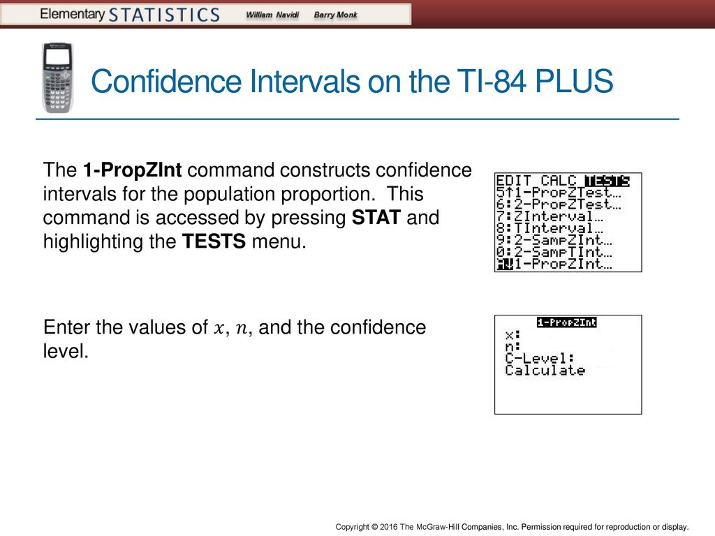 Confidence Intervals For A Population Proportion Ppt Download