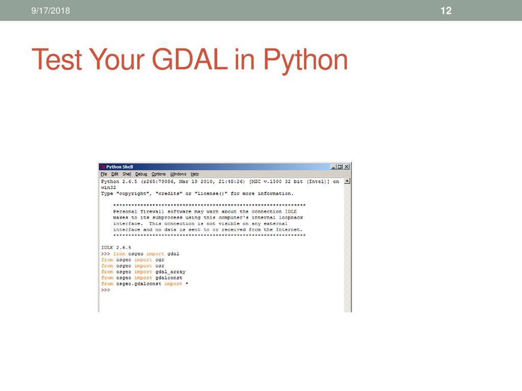 Data Analysis using Python-I - ppt download