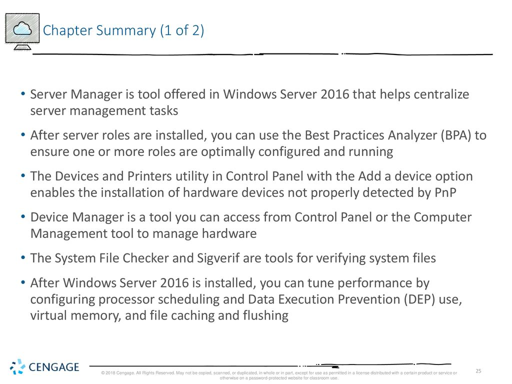 Hands-On Microsoft Windows Server nd Edition - ppt download