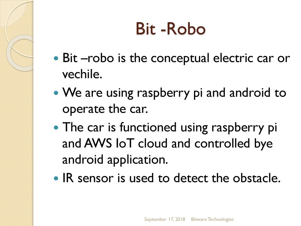 PRESENTED BY Bitware Technologies - ppt download
