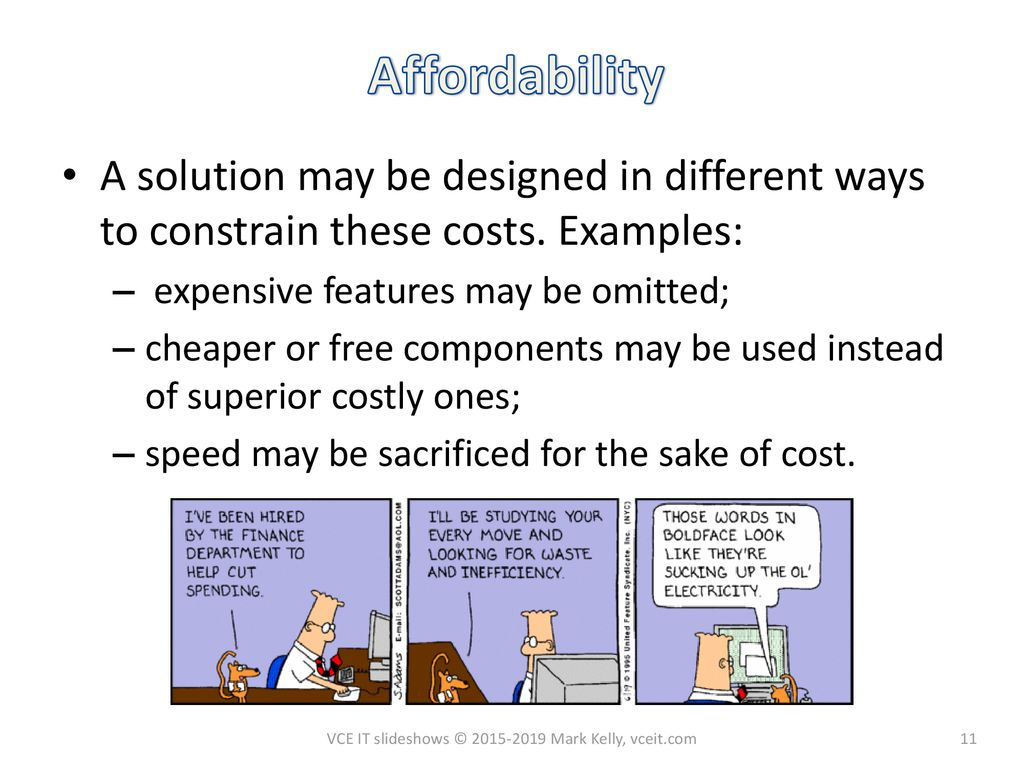 VCE IT Theory Slideshows by Mark Kelly study design - ppt download