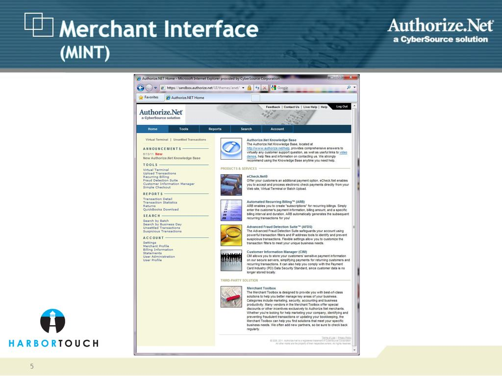 Authorize Net an overview - ppt download