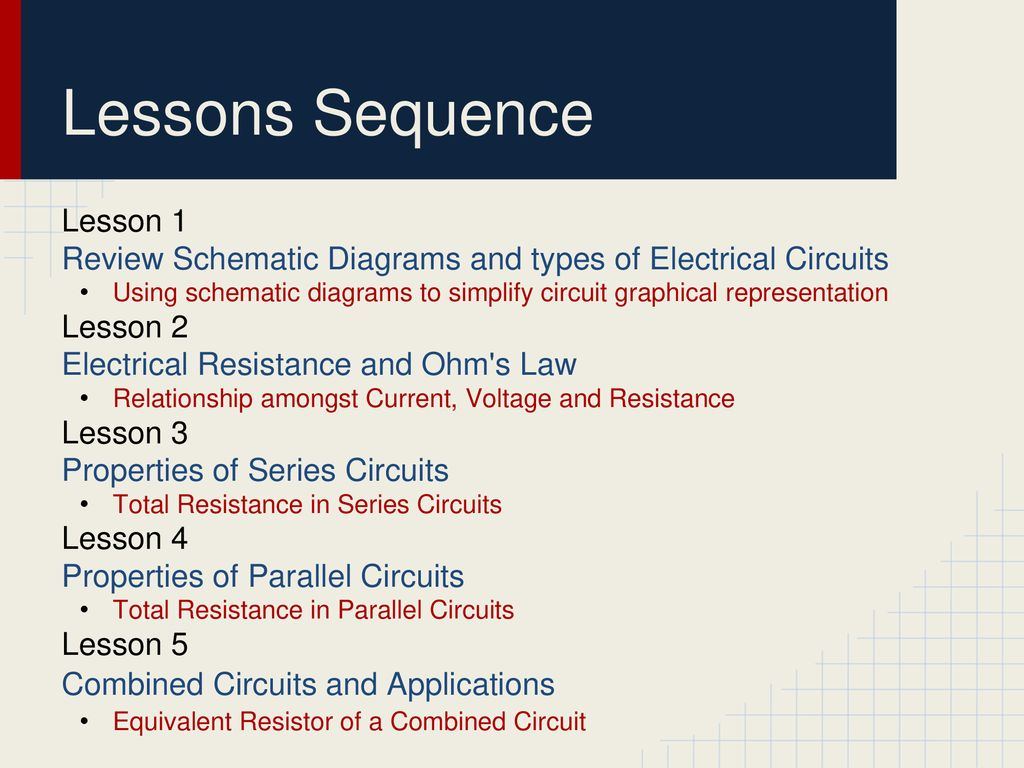 Series Vs Parallel Circuits Ppt Download What Are 4 Lessons