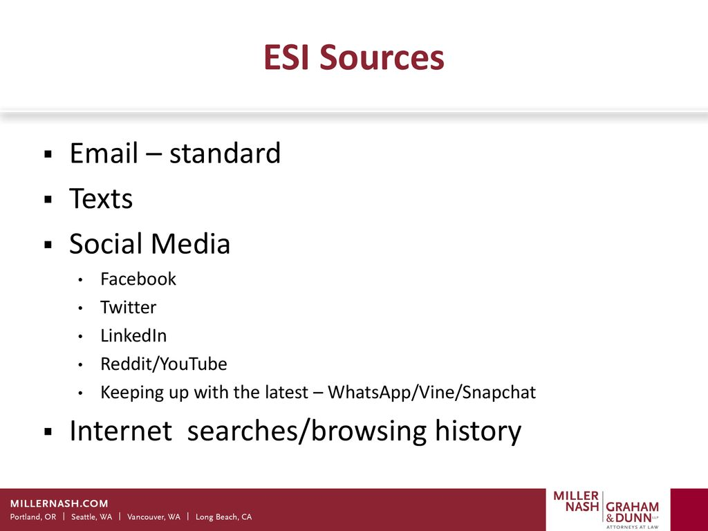 Obtaining Electronic Evidence For Use in Litigation - ppt