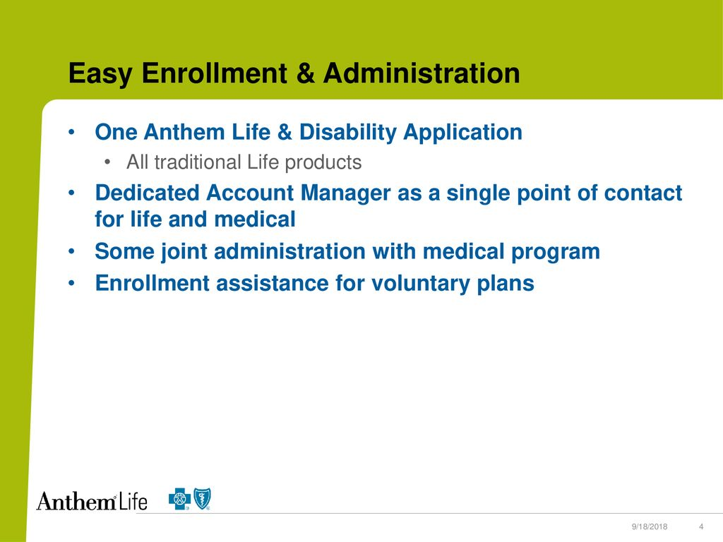 Life & Disability Insurance - ppt download