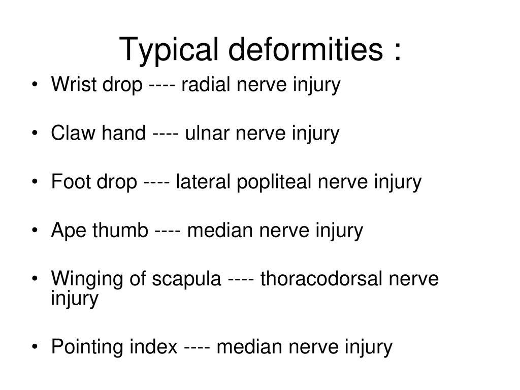 Thumb Ape Hand Median Nerve Damage Wwwtollebildcom