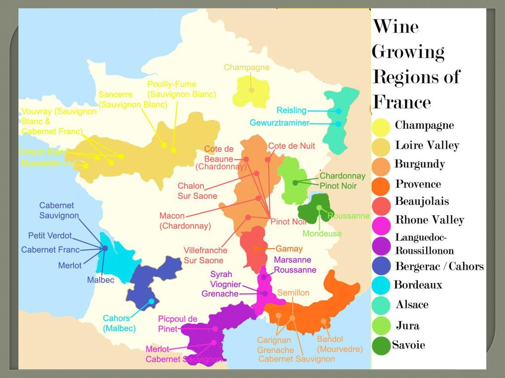 Languedoc-Roussillon & Southern France An Overview and Tasting Tour ...