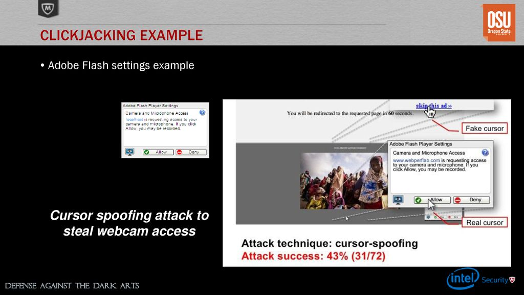 Defense Against The Dark Arts - ppt download