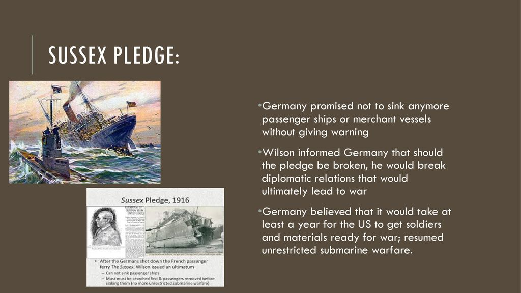 In the sussex pledge germany promised images 177