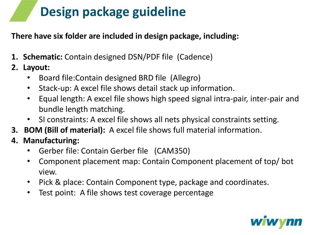 OCP document guideline - ppt download
