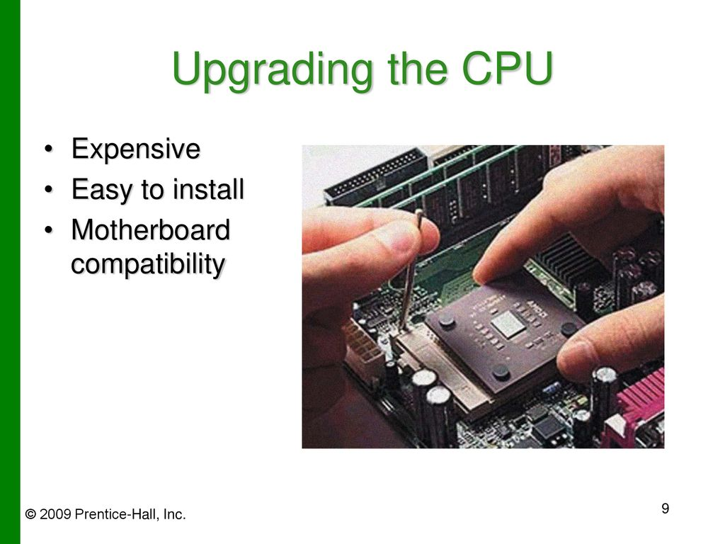 Understanding and Assessing Hardware: Evaluating Your System