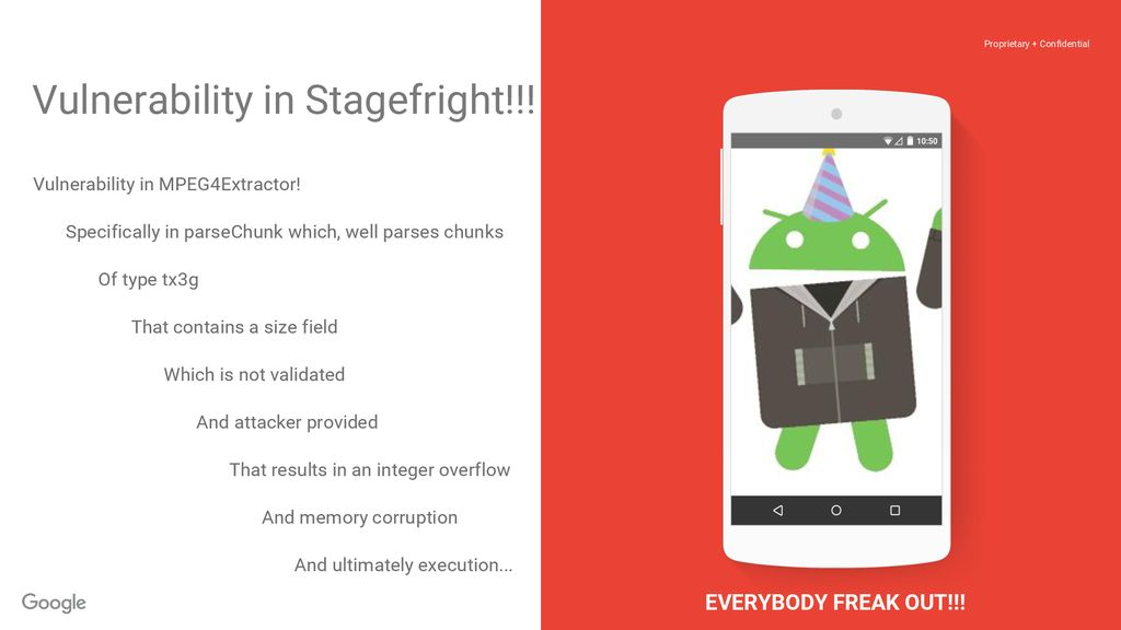 Overcoming Stagefright - ppt download