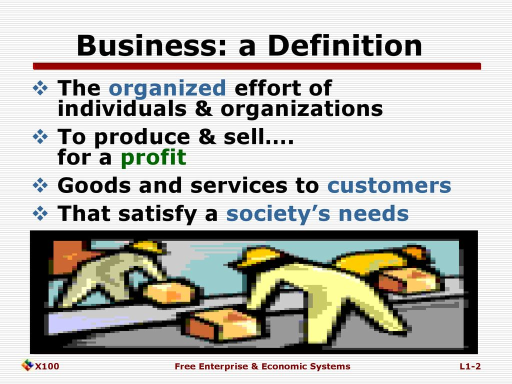 x100 introduction to business - ppt download
