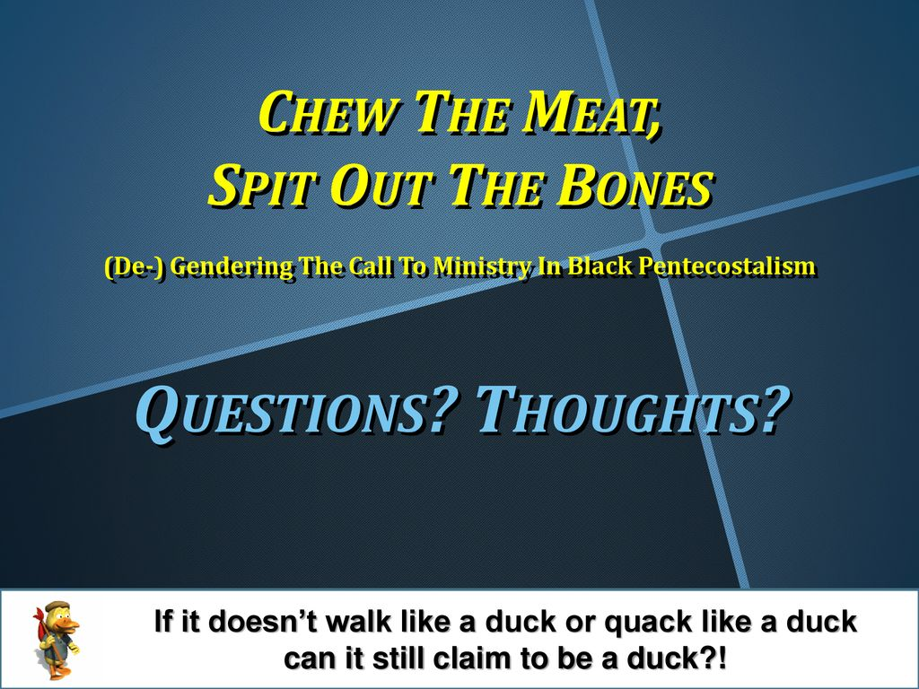 Why Men Hate Church Women In Ministry - ppt download