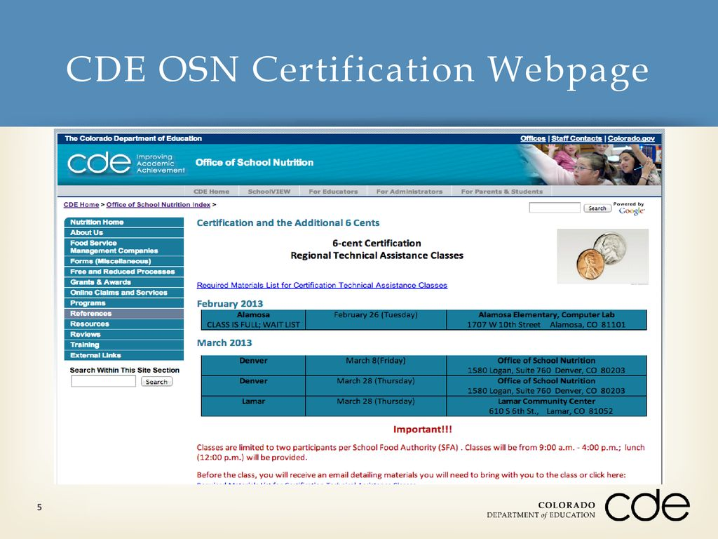 The Certification Validation Review Process Ppt Download