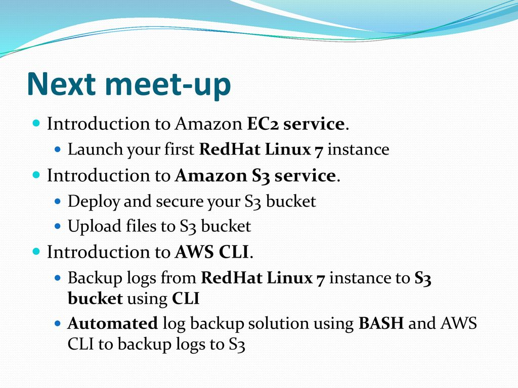 Let's get Started with Your AWS Account - ppt download