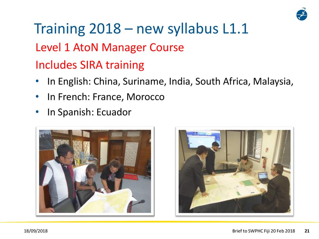 IALA World –Wide Academy - ppt download