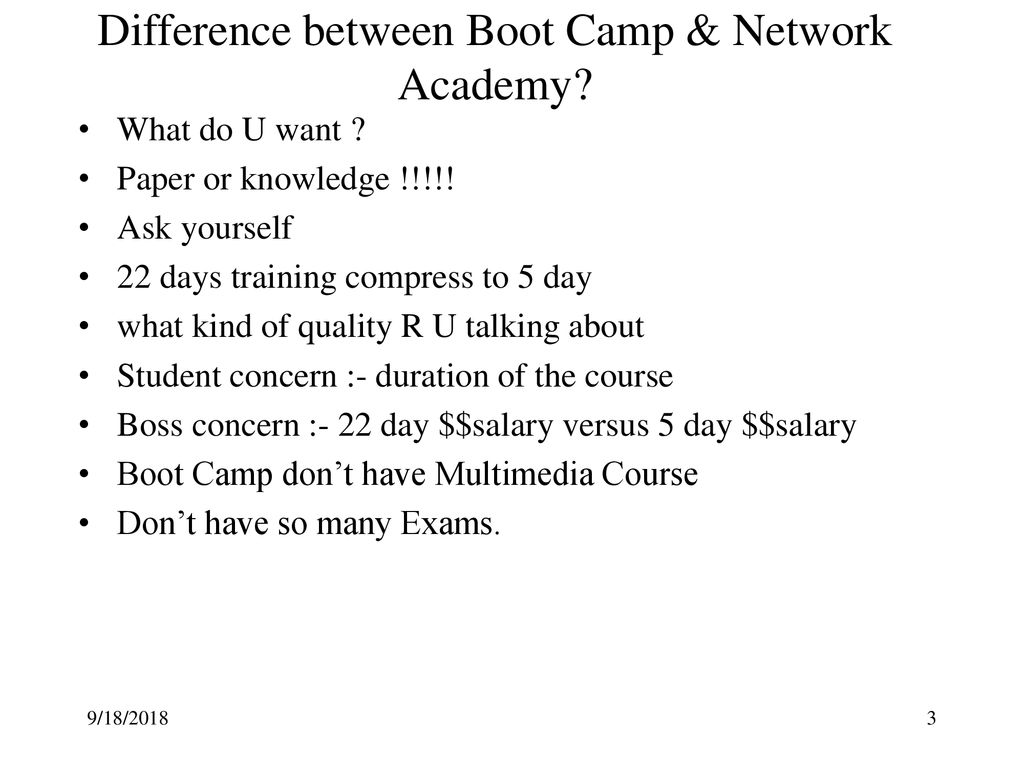CCAI Training Cisco Certified Academy Instructors CCNA