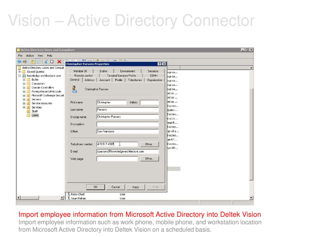 microsoft employee phone directory