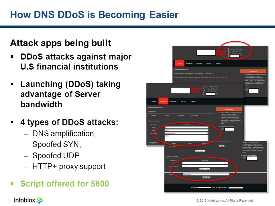 How DNS DDoS is Becoming Easier