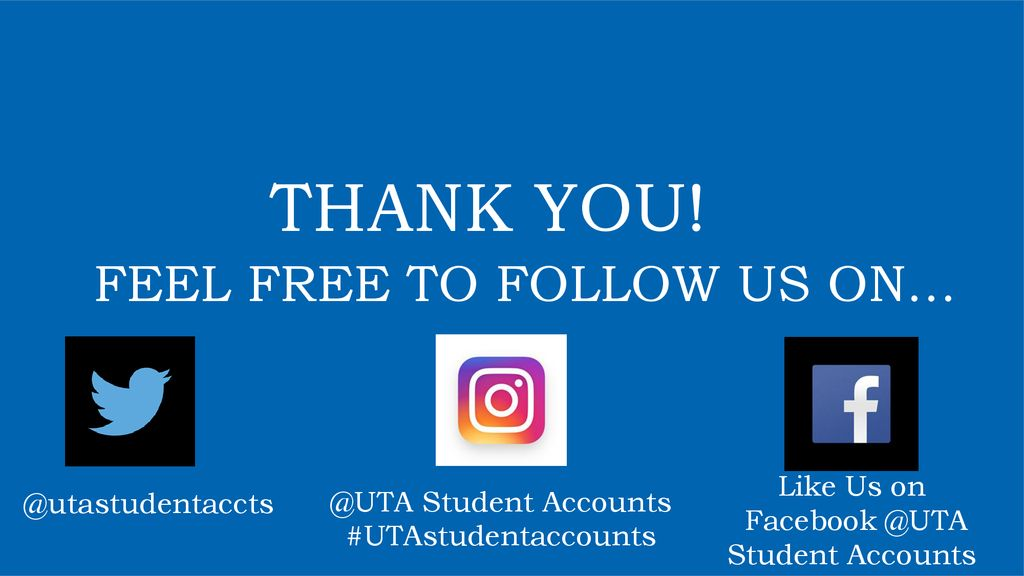 Student Accounts Orientation  - ppt download