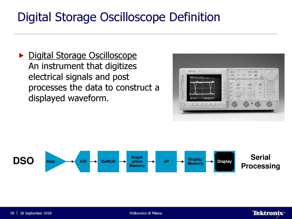 P X Oscilloscopes And Accessories 62 Years World Class Leader Ppt Block Diagram Dso 38 Digital Storage Oscilloscope Definition