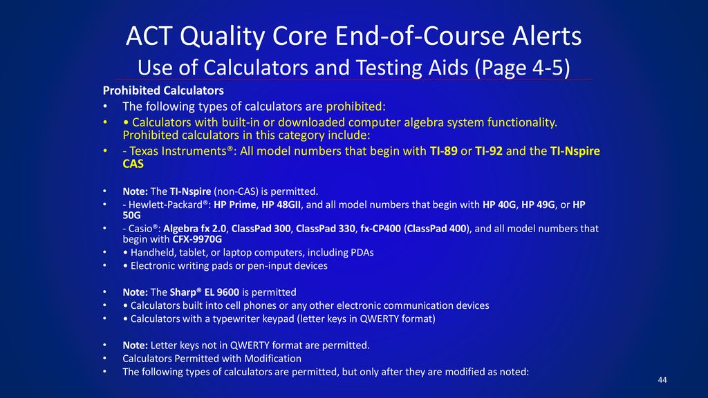 Testing Training Columbia High School April 6, ppt download