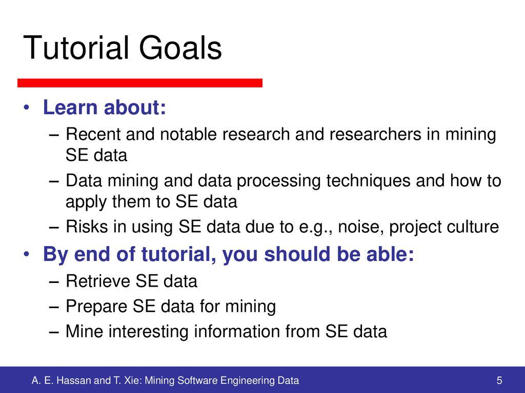 Data Mining Software Engineering - Kriptonesia