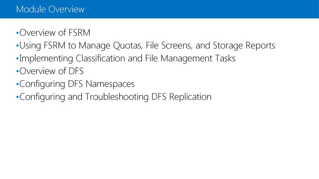 Optimizing File Services - ppt download