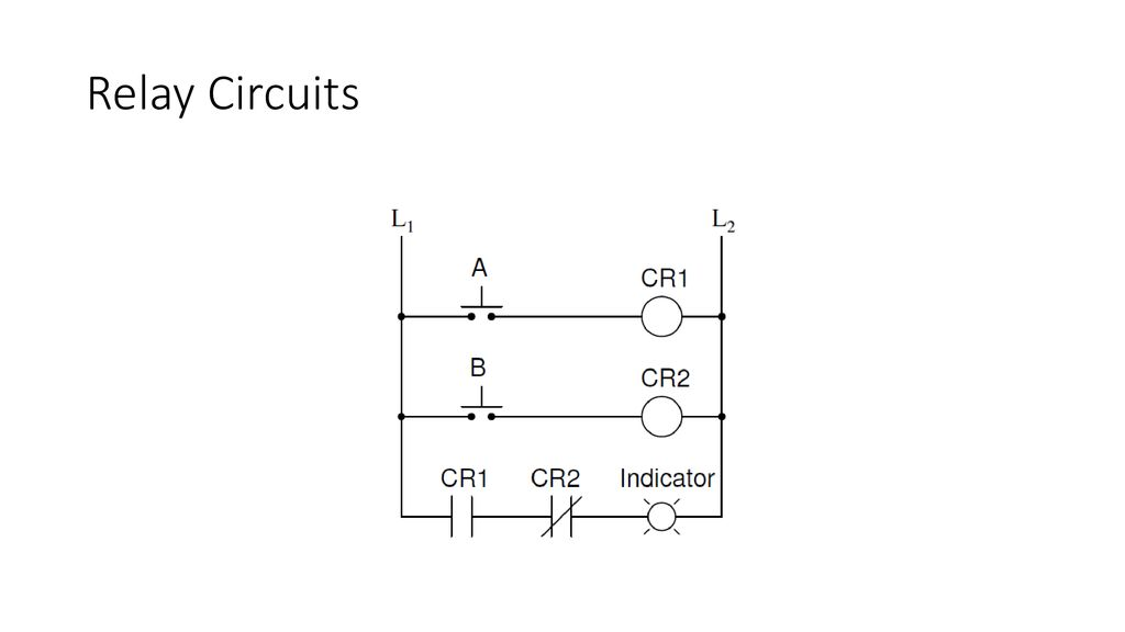 Electronic Control Systems Week 4 – Relays and Solenoids