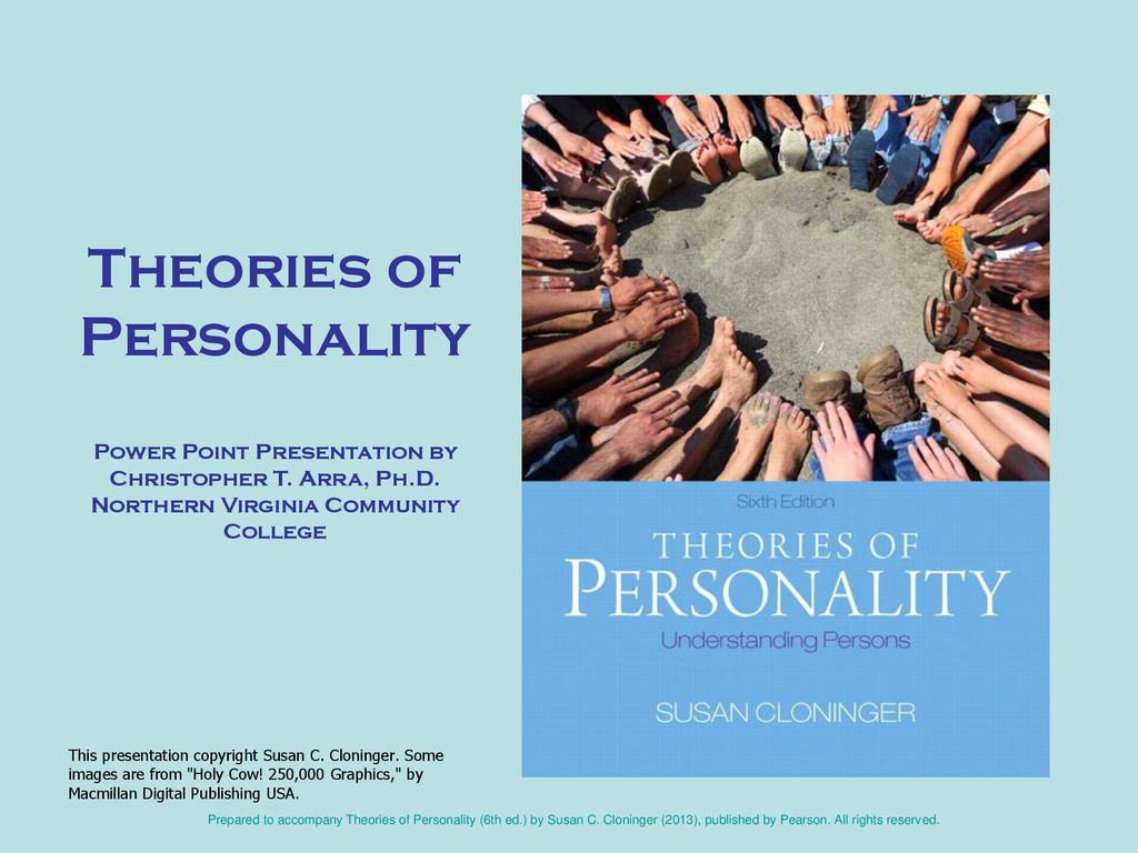 Theories Of Personality Power Point Presentation By