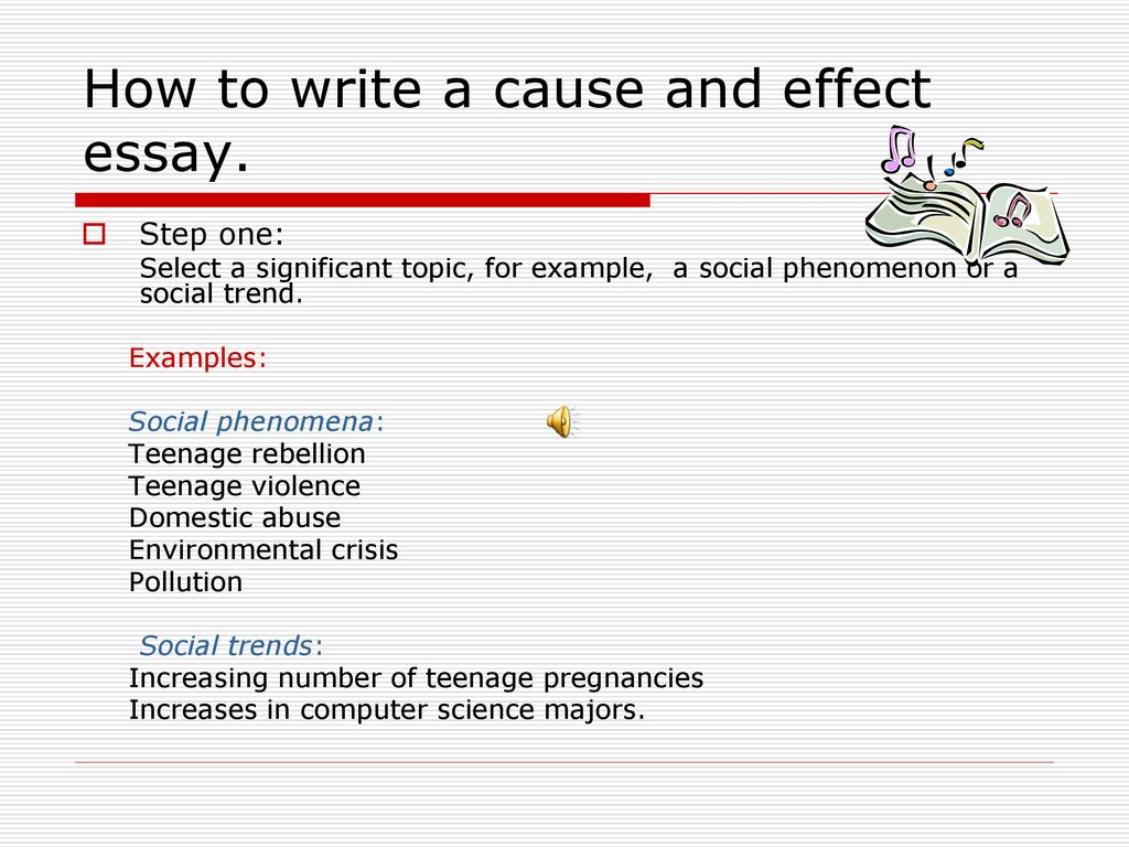 Tugas Hari Ini Copi Materi Dan Contoh Essay Di Desktop Komputer Ini  How To Write A Cause And Effect Essay